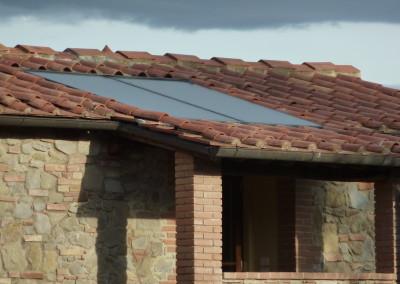 Pannelli solari ad incasso